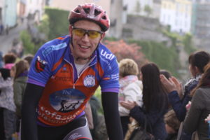 SERS Cyclist Raising Money for Charity