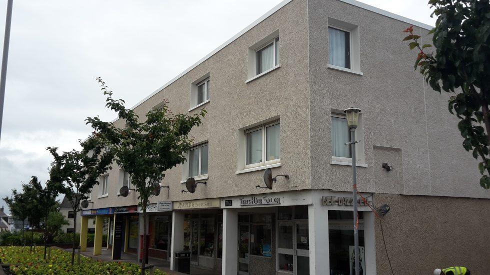 External Wall Insulation, South Ayreshire.pg