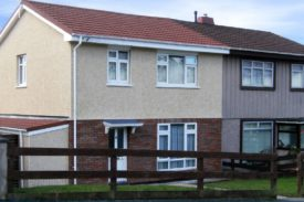 External Wall Insulation Refurbishment Newport