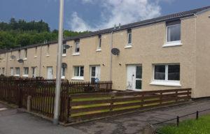 Refurbishment of homes in innerthieth