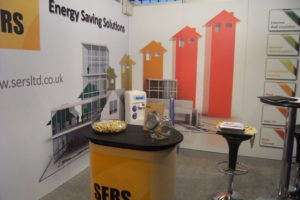 SERS Exhibition Stand
