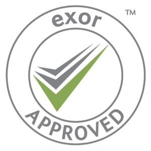 SERS Exor Approved Logo